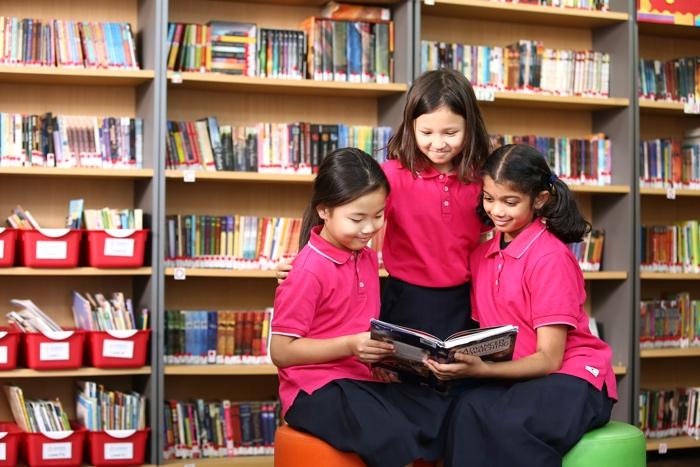 Library   Korea Foreign School