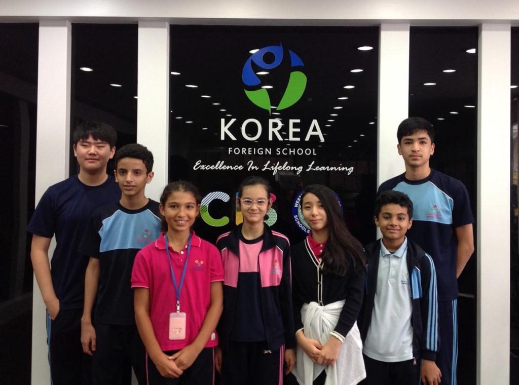 Student Council   Korea Foreign School   International Baccalaureate   PYP   MYP